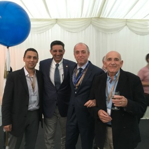 WHRI 30th Anniversary with Prof Rod Flower, Prof Mauro Perretti and Prof Charles Serhan