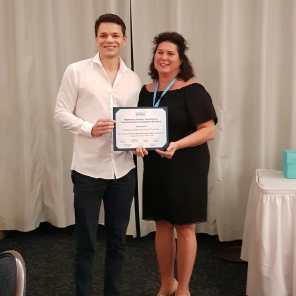 Mr Esteban Gomez Cifuentes's DeSerrano Foundation Travel Award